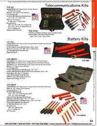 Catalog Telecom/Battery