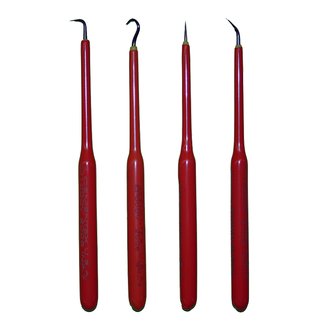 Hooks And Probes Cementex